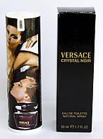 Парфюмерия в мини флаконе Versace Crystal Noir 50мл RHA /63