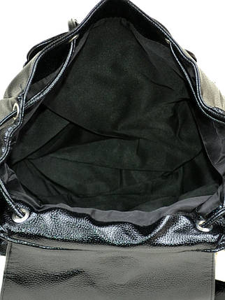 Сумка Женская Рюкзак иск-кожа Podium 08-1 F12 black, фото 2