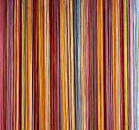 Штора веревочная радуга (104)