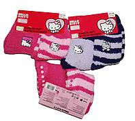 Носки махровые для девочек, (2 шт.в упаковке), размеры.35/38(3шт). Peppers, арт.Л-605