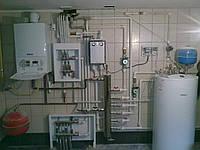 Построение (проектирование и монтаж) автоматизированных отопительных систем