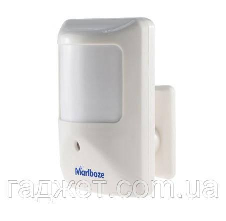 Проводной датчик движения Marlboze PR-05 для GSM сигнализации.