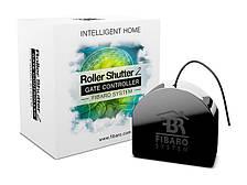 Микромодуль управления жалюзи/рольставнями/гаражными воротами FIBARO Roller Shutter 2