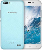 """Blackview A7 blue 1/8 Gb, 5"""", MT6580A, 3G, фото 1"""