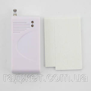 Беспроводной датчик вибрации для GSM сигнализации., фото 2