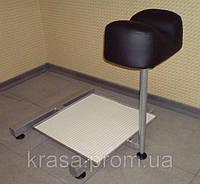 Подножка  педикюрная с подставкой для ванночки Артикул товара - ПЕ01