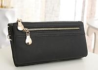 Роскошный женский  кошелек  клатч портмоне , фото 1