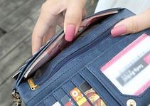 Роскошный женский  кошелек  клатч портмоне, фото 2