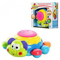 Развивающая музыкальная игрушка чудо жук 7259 Joy toy kk