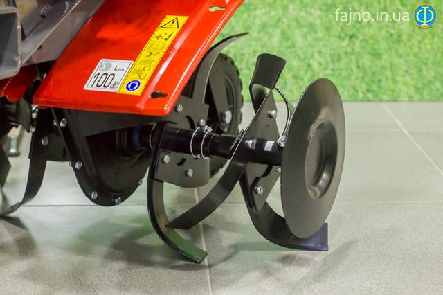 Бензиновый культиватор Pubert VARIO 55HC3 фото 3
