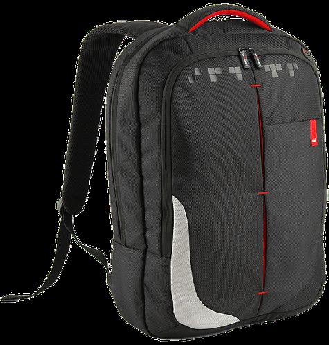 """Рюкзак для ноутбука 15,6"""" Crown Genuine, BPG-4415B черный"""
