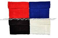 Набор: напульсники и повязка на голову, однотонные. H-301