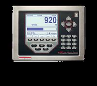 Весовой контроллер Rice Lake Weighing Systems серии 920i USB, 9 - 36VDC, Одноканальная, Panel Mount