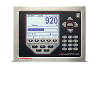 Весовой контроллер Rice Lake Weighing Systems серии 920i -, 230VAC, Двухканальная, Panel Mount