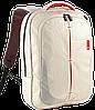 """Рюкзак для ноутбука 15,6"""" Crown Genuine, BPG-4415W кремовый"""