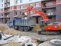 Уборка территорий, вывоз мусора, расчистка участка от деревьев