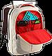 "Рюкзак для ноутбука 15,6"" Crown Genuine, BPG-4415W кремовый, фото 7"