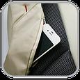 "Рюкзак для ноутбука 15,6"" Crown Genuine, BPG-4415W кремовый, фото 9"