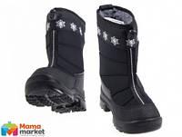 Сапоги зимние для детей Kuoma Lumieskimo Black 1205/03