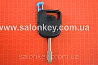 Ключ Ford transit, fiesta, mondeo с местом под чип Лезвие FO21 Хорошего качества
