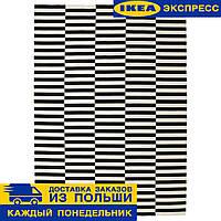 Ковер, безворсовый СТОКГОЛЬМ ИКЕА (Икея/Ikea)