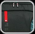 "Рюкзак для ноутбука 15,6"" Crown Hymn Series, BPH1115B черный, фото 7"