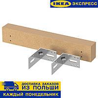 Опора для кухонного островка МЕТОД ИКЕА (Икея/Ikea)