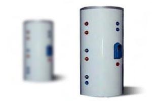 Водонагреватели и накопители для гелиосистем и систем отопления