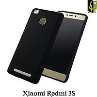 Чехол для Xiaomi Redmi 3S/3S Pro, бампер, Scrab, черный