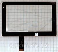 """Сенсорный экран (тачскрин) для планшета 7"""" Explay 701 702 (Model: DPT 300-N3400B A00 Ver1.1) Black"""