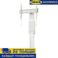 Кроншетейн д/  ТВ, вращающийся УППЛЕВА ИКЕА (Икея/Ikea)