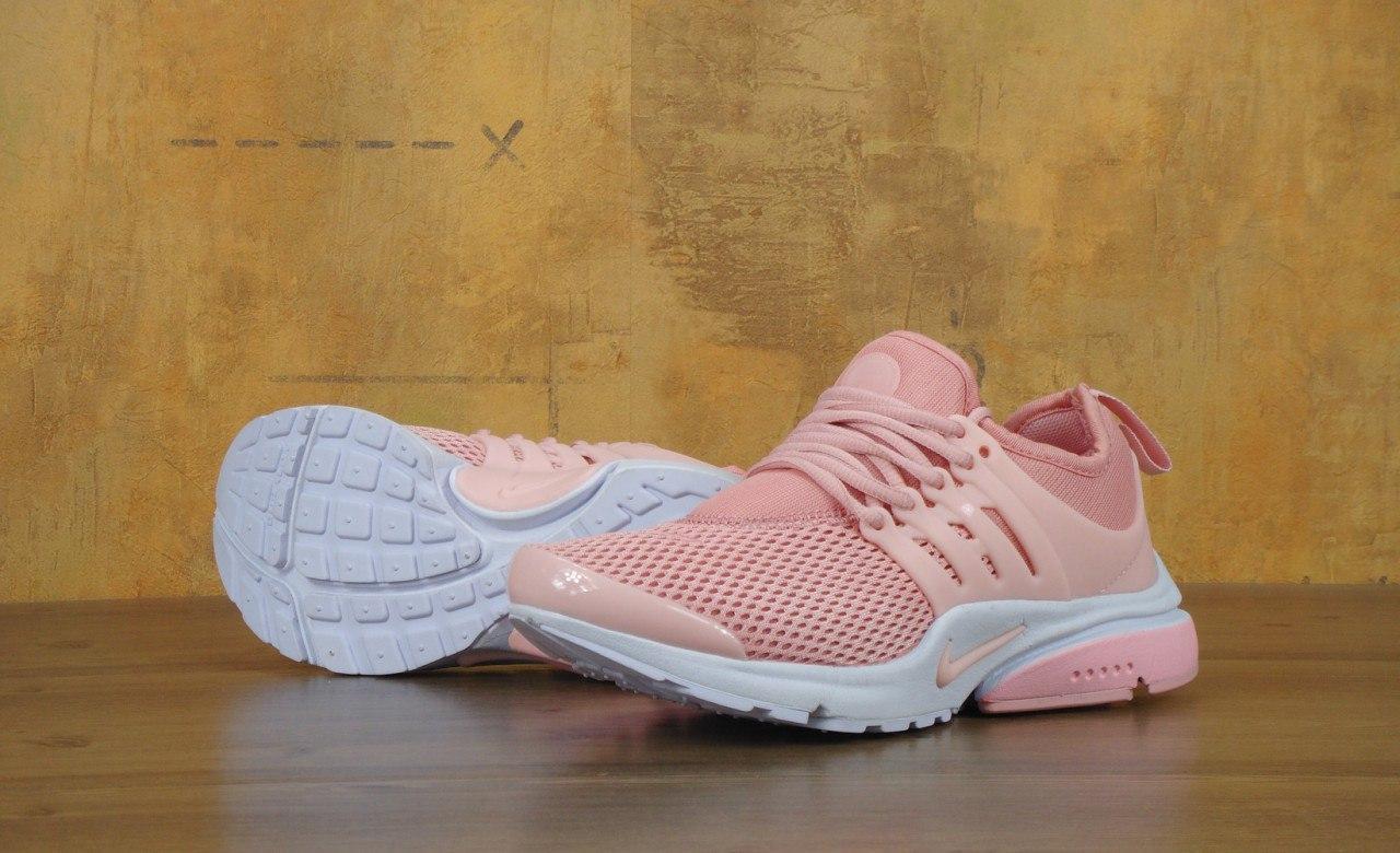 Женские кроссовки Nike Air Presto Coral Pink