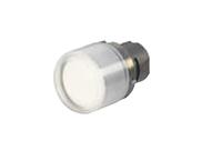 Кнопка с защитным силиконовым колпачком 020PTCGN