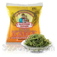 Каша самарский здоровяк №32 *Пшеничная со спирулиной и ламинарией*