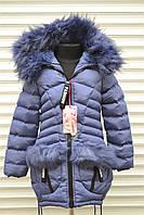 Зимняя куртка для девочек,Размер 8-16,Фирма GRACE ,Венгрия, фото 1