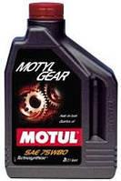 Трансмиссионное масло 75W-80 (2л.) MOTUL Motylgear