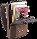 """Рюкзак однолямочный для ноутбука 15,6"""" Crown Hymn Series, BPH1115BN коричневый, фото 7"""