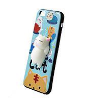 Чехол накладка Huawei Y3 II 2017 бампер панель Touch me for Cat