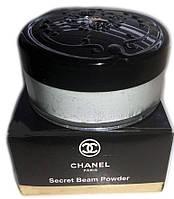 Пудра рассыпчатая CHANEL Secret Beam Powder для лица и тела