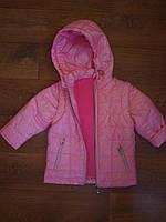 Куртка-жилетка для девочки, фото 1