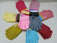 Детские зимние перчатки с начесом M