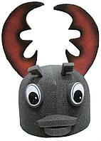 Карнавальная шапка из поролона Муравей