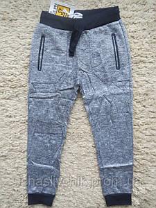 Зимние трикотажные спортивные штаны для мальчиков на флисе.оптом.Размеры 8-16.Фирма F&D .Венгрия