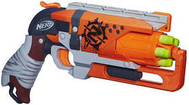 Бластер Зомби Страйк Хаммершот А4325 Nerf Hasbro