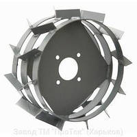 Грунтозацепы (колеса) Ф390 на квадрате, фото 1