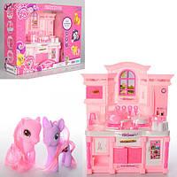 Игровой набор кухня для кукол«My little pony»8842XM
