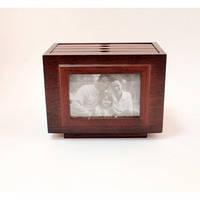 Фотобокс для фотографий деревянный Рамка WY9146
