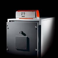 Напольный котел Unical Modal 291 (291кВт) предназначен для работы с вентиляторными горелками