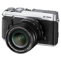 Фотоапарат системний Fujifilm FinePix X-E2S + XF 18-55mm F2.8-4R Kit Silver