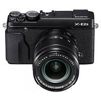 Фотоапарат системний Fujifilm FinePix X-E2S + XF 18-55mm F2.8-4R Kit Black